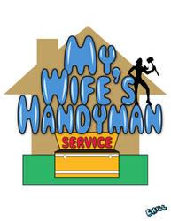 Handy man logo by PCHILL
