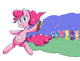 Pinkie pie by joycall3