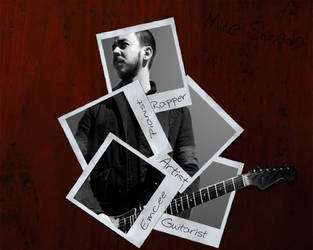 Mike Shinoda Photo Wallpaper by lpjenn