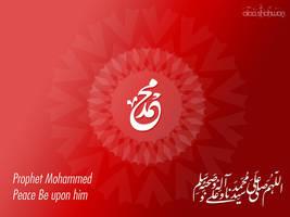 Prophet Mohammed 1024X768 by Ashitaka-moon