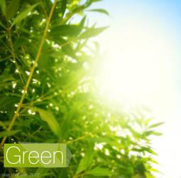 Green by Ashitaka-moon