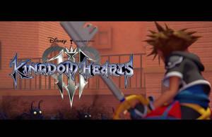 Kingdom Hearts III - Heartless by AzuraJae