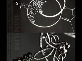 Black Swirls by IMNIUM