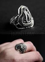 M Series ring by IMNIUM
