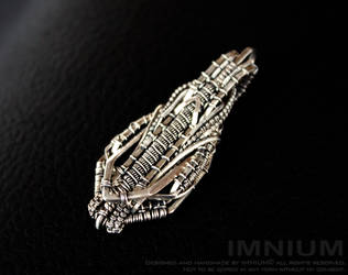I Am Your Master pendant II by IMNIUM