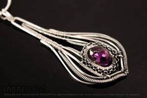Amethyst tear by IMNIUM