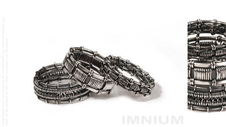 3 rings by IMNIUM