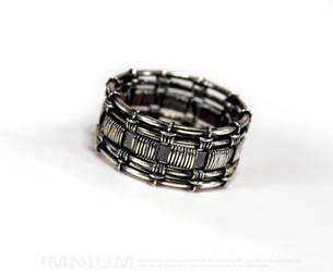 USX II ring by IMNIUM