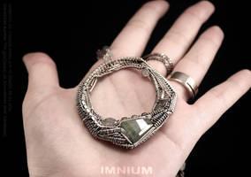 O necklace II by IMNIUM