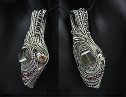 Topaz pendant 2 by IMNIUM