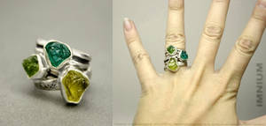 Zen rings by IMNIUM