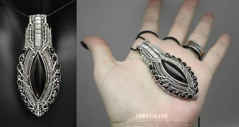 Borg pendant 2 by IMNIUM