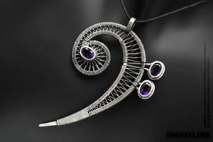 TUTORIAL: Bass key pendant by IMNIUM