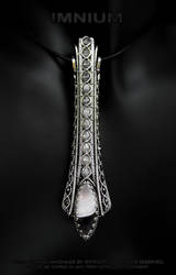 Spear pendant by IMNIUM
