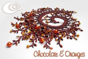 Chocolate and Oranges by IMNIUM