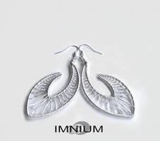 00207 Earrings by IMNIUM