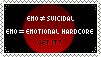 Emo Is Not Being Suicidal by JustYoungHeroes