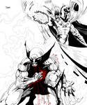 Wolvie Magneto by sdooley