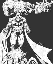 Bats And Bane by sdooley