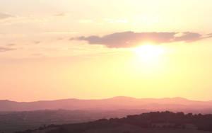 sunset::. by dorinaOo
