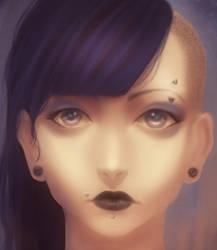 Piercing Queen by Vonny88