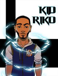 Kid Riko by Vonny88