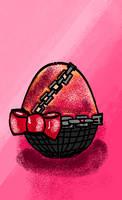 Easter Egg(heart egg) by Noxiouschocolate-3