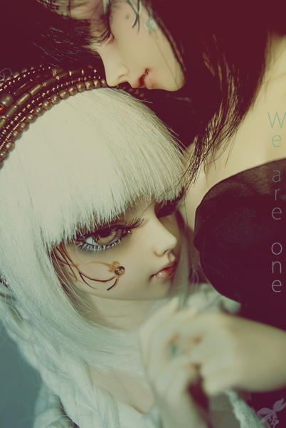 Dedalo and Isolde by Pandora-BJD