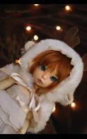 Sweet Reindeer by Pandora-BJD