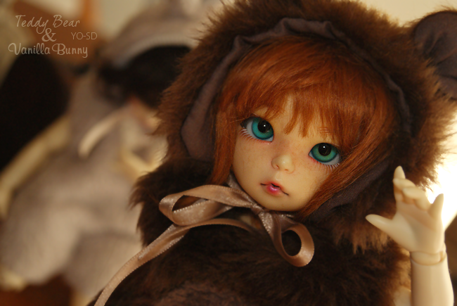 Teddy Bear II by Pandora-BJD