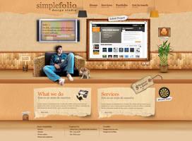 Simplefolio by EAMejia