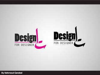 Designat Logo by M-QanDeeL