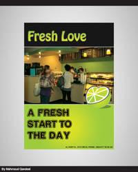 Fresh Love Poster 1 by M-QanDeeL