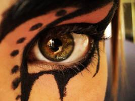 eye by morgangirlygril