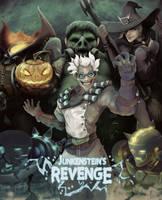 Junkenstein's Revenge by Rae-mell