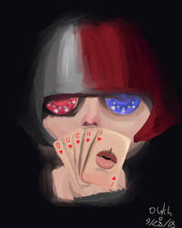 Poker Face by Ouchihitme