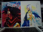 RikuxVincent prints by inunokanojo