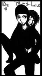 Blind Love... by LoserMitsuki