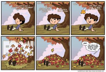 Autumn by kevinbolk