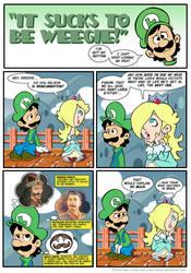 Sucks to be Luigi: Past Lives by kevinbolk