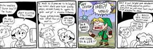 Fan Comics by kevinbolk