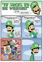 Sucks to be Luigi: Brothers by kevinbolk