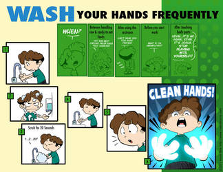 Wash Your Hands Frequently by kevinbolk