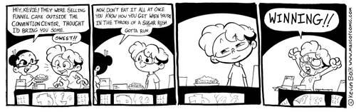 Powdered Sugar by kevinbolk
