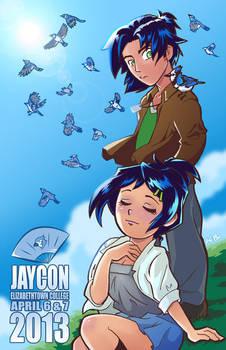 Jaycon 2013 Elizabethtown, PA Program Book Cover by kevinbolk