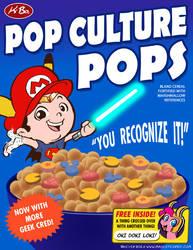 Pop Culture Pops by kevinbolk