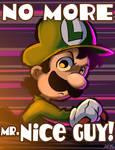 No More Mr. Nice Weegie by kevinbolk
