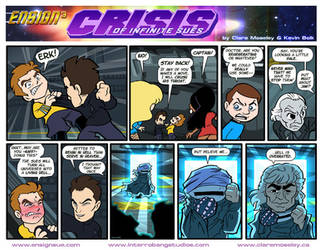 Ensign Cubed Crisis of Infinite Sues 26 by kevinbolk