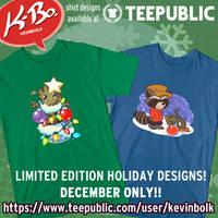 Merry Grootmas Shirts by kevinbolk