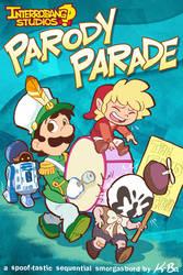 Interrobang Studios Parody Parade cover by kevinbolk